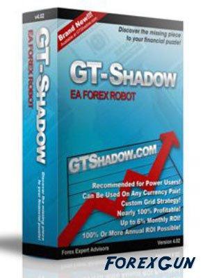 Советник GT Shadow v3.09 - скачать бесплатно!