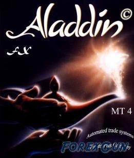 Советник Aladdin 2 FX - скачать бесплатно!