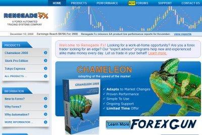 Советник Chameleon 2008 EA - скачать бесплатно!