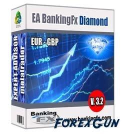 Советник EA Banking FX Diamond v3.2 - скачать бесплатно!