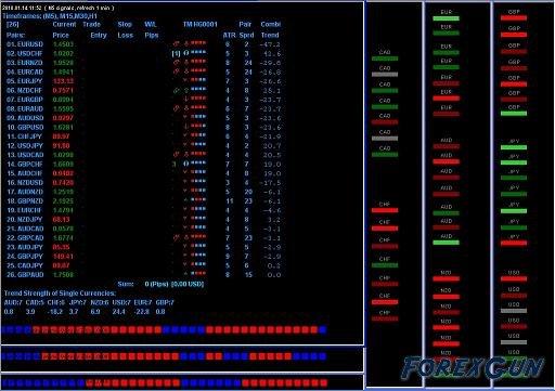 Торговая система Meter magic 2010