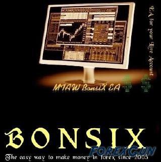 Советник Bonsix EA - скачать бесплатно!