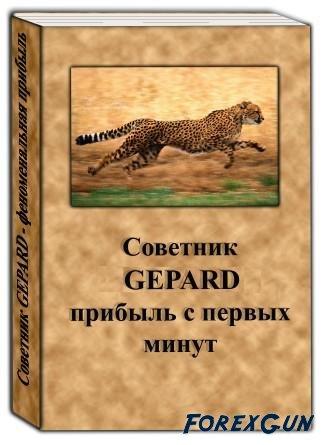 Советник форекс Gepard 5.0 - скачать бесплатно