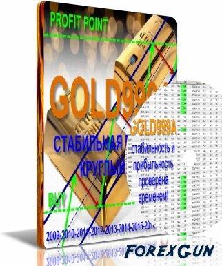GОLD999А - ручная торговая система для MT4