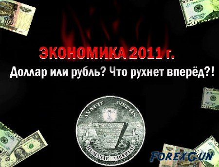 Форекс видео - Экономика рубля и Доллара в 2011 году!