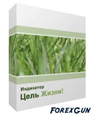 """Форекс индикатор - """"Цель Жизни"""" новый инструмент технического анализа"""