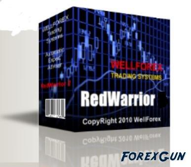 """Форекс советник """"RedWarrior ver.1.0"""" - портфельный советник для рынка Форекс!"""