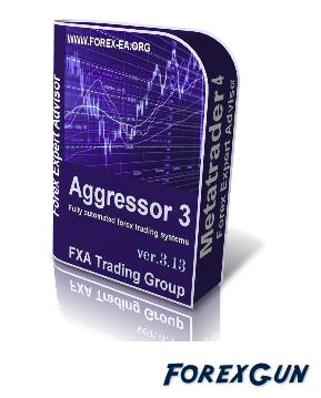 """Форекс советник """"Aggressor 3.13"""" торговый робот для торговли на FOREX!"""