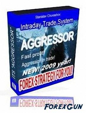 Механическая торговая система «Агрессор» - образец современного скальпера!