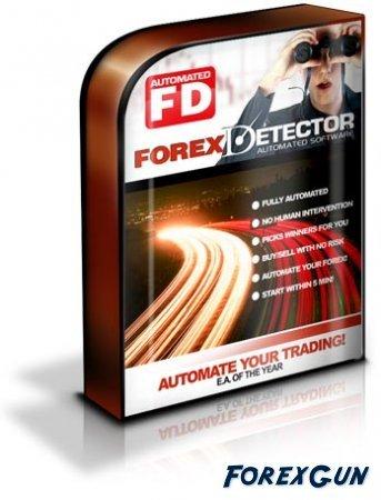 """Forex советник """"Detector"""" - трендовый торговый Форекс робот!"""