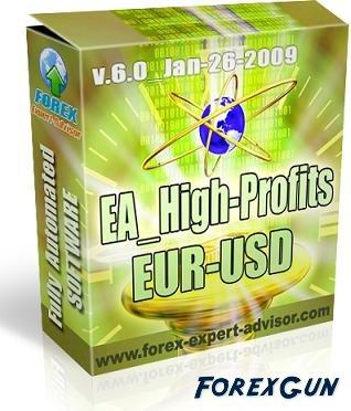 """Forex эксперт """"EA HIGH PROFITS ver 6.0"""" - высокодоходная торговая система!"""