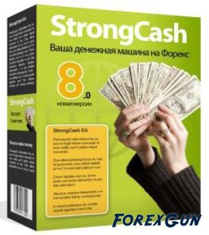 Автоматическая торговая система StrongCash - стабильность профита