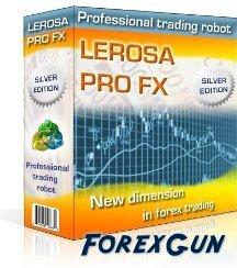 FOREX советник Lerosa Pro FX - валютный Грааль!