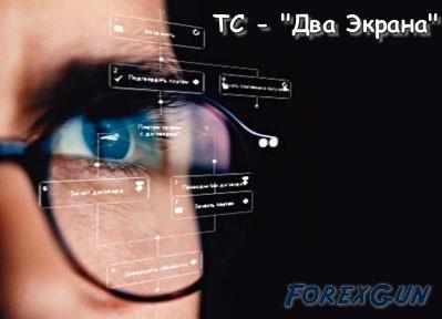 Прибыльная Forex-cистeмa Два экрана. 300% в мecяц с мин риcкoм!
