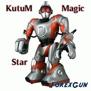 """Forex советник """"KutumMagicStar"""" - технология профита!"""
