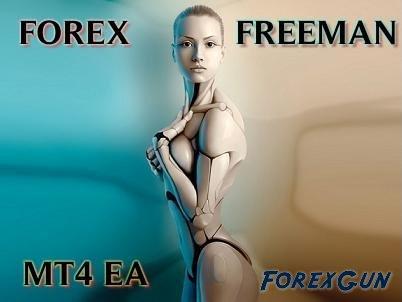 Forex советник FreeMan - теханализ по RSI и МА!