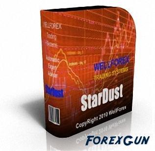 Forex советник StarDust - канальная торговая система!