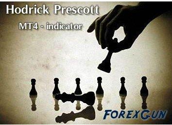 Forex индикатор Hodrick Prescott - фильтр флуктуаций!