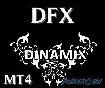 FOREX индикатор DFX-DINAMIX - ценовые паттерны!