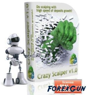 FOREX советник СScalper ver 1.0 MM - высокодоходный скальпинг!