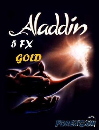 FOREX советник Aladdin 5 FX Gold - скачать бесплатно!