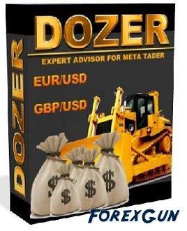 FOREX советник DOZER ver 1.2 - скачать бесплатно!