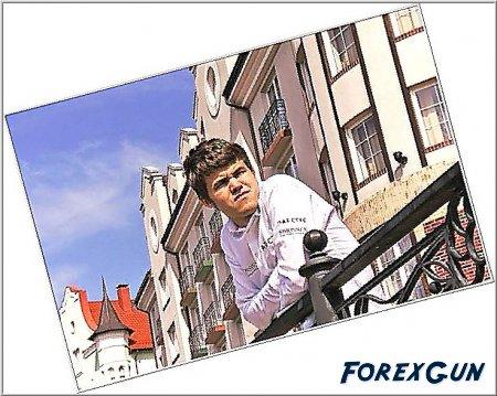 Совместный проект ИнстаФорекс с Магнусом Карлсеном!