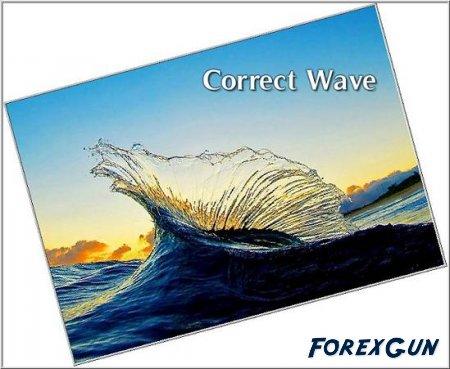 Стратегии форекс: CORRECT WAVE скачать бесплатно!