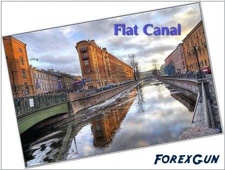 Форекс советник Flat Canal — скачать бесплатно.